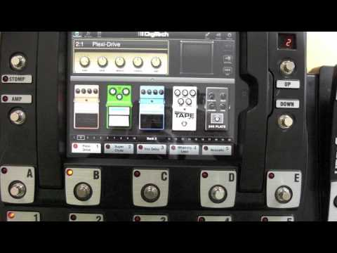 DigiTech iPB-10 Factory Presets Direct recorded.mov