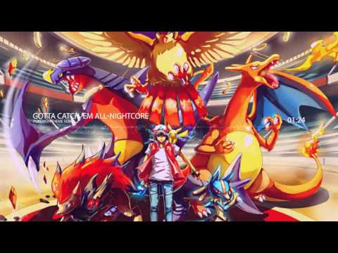 「Sky Nightcore」Gotta Catch 'Em All (Pokémon Theme Song)