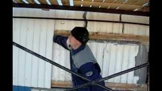 видео Утеплить стены, пол, потолок пеноизолом своими руками отзывы