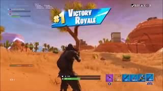 Fortnite Battle Royale Highlights #1