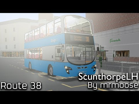 OMSI 2 Scunthorpe LH (Beta) Route 38