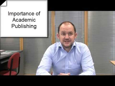 Open Access and Academic Publishing