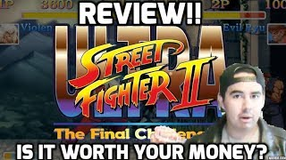 ULTRA STREET FIGHTER II THE FINAL CHALLENGERS - SWITCH REVIEW