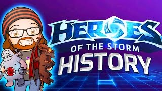A History of Heroes of the Storm ft. MFpallytime | Heroes 2.0 Blizzard Pre-Show