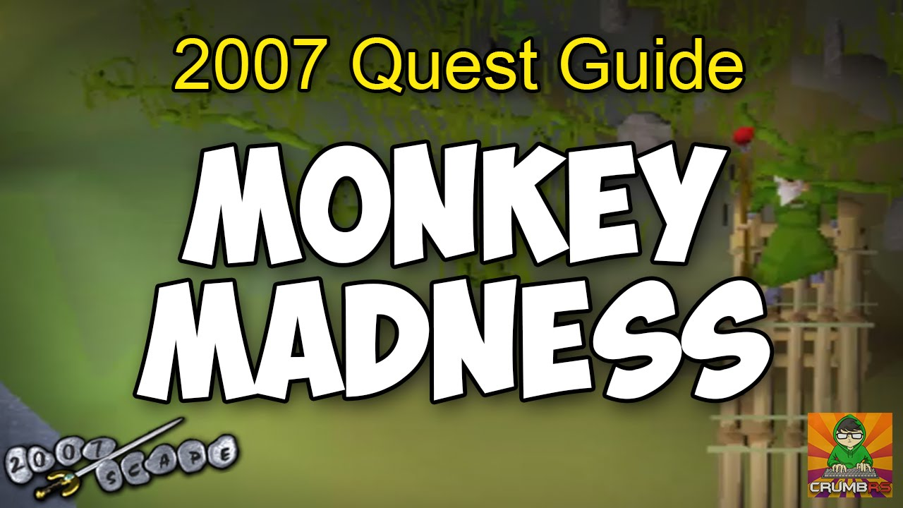 Monkey Madness Requirements