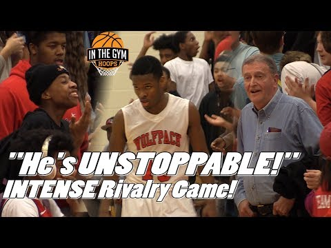 """""""He's UNSTOPPABLE!"""" Jalen Cone and Walkertown vs Atkins GETS INTENSE!"""
