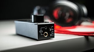 Micca Origen G2 Headphone Amplifier Review
