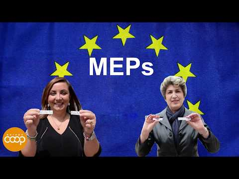 MEPs ON COOPERATIVES  Street Interview  Cooperatives Europe