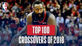 nbas top 100 crossovers of 2018
