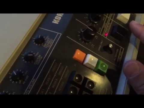 KORG KR55 SYNCHRO MIDICLOCK