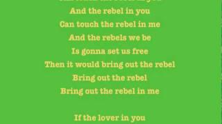 Jimmy Cliff - Rebel in Me (Lyrics)