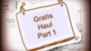 Gratis Haul [Part 1] Estee Lauder Thumbnail