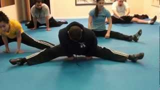 FMK Easy Stretching for Beginners - Total Body Flexibility Training