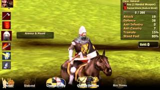 Great Battles Medieval: gameplay part 1 out of 2 Part 1