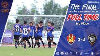 Thailand Youth League Highlight : อัสสัมชัญ ยูไนเต็ด 1-2 นครราชสีมา มาสด้า เอฟซี
