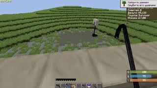 Minecraft DAZY ВИДЕО  - ЛОМ ПРОТИВ ЗОМБИ (1 СЕРИЯ)