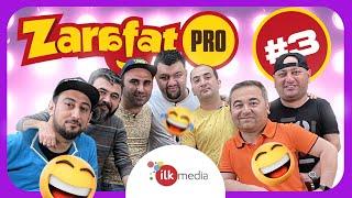 Zarafat Pro #3 İlkin Həsəni, Nicat Rəhimov, İlkin Misgərli