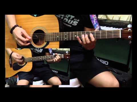 Callalily - Pansamantala (Guitar Cover) (Lead Cover) - YouTube