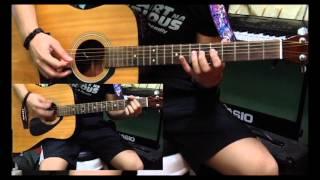 Callalily - Pansamantala (Guitar Cover) (Lead Cover)