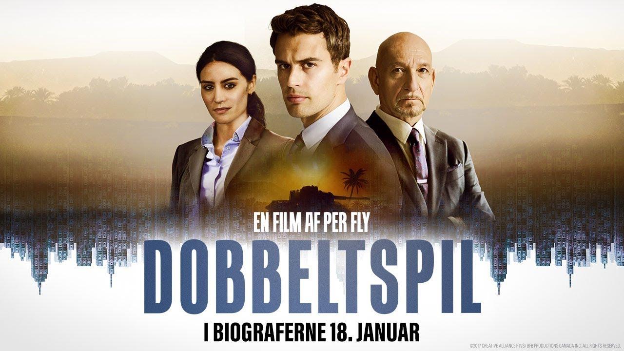 Dobbeltspil - I biograferne 18. januar 2018