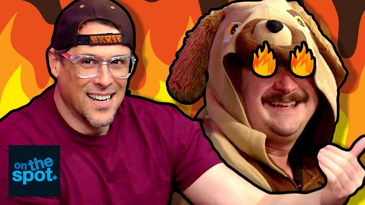King Joel & Doomsday Dog - On The Spot | Rooster Teeth