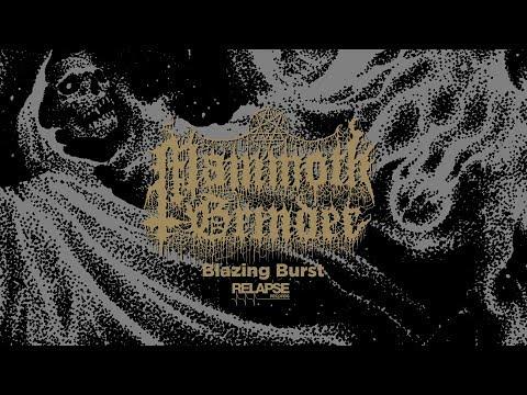 MAMMOTH GRINDER - Blazing Burst (Official Audio)