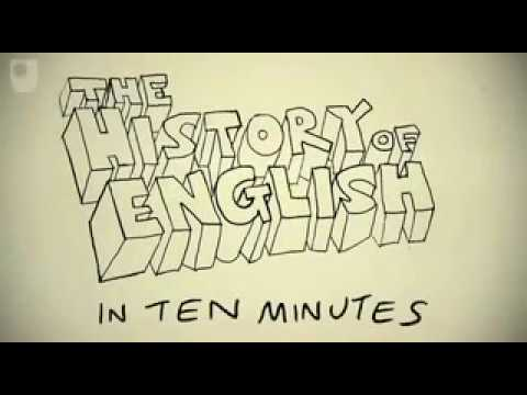 History of English - Anglo-Saxon | Short History of Everything (SHOE)