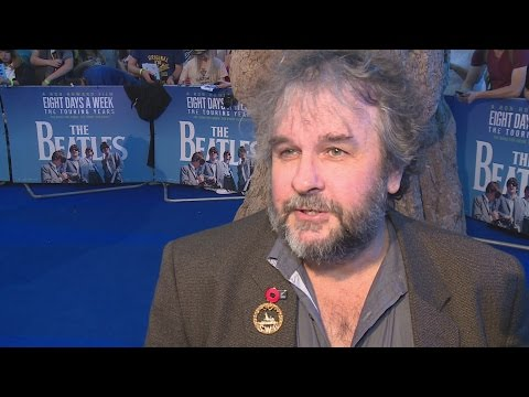 Eight Days A Week: Peter Jackson ONLY listens to The Beatles