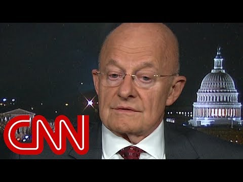 James Clapper: Comey accounts are accurate