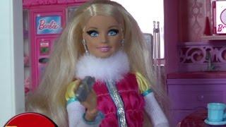 Барби вызывает полицию, Куклы Барби жизнь в доме мечты сериал 2016