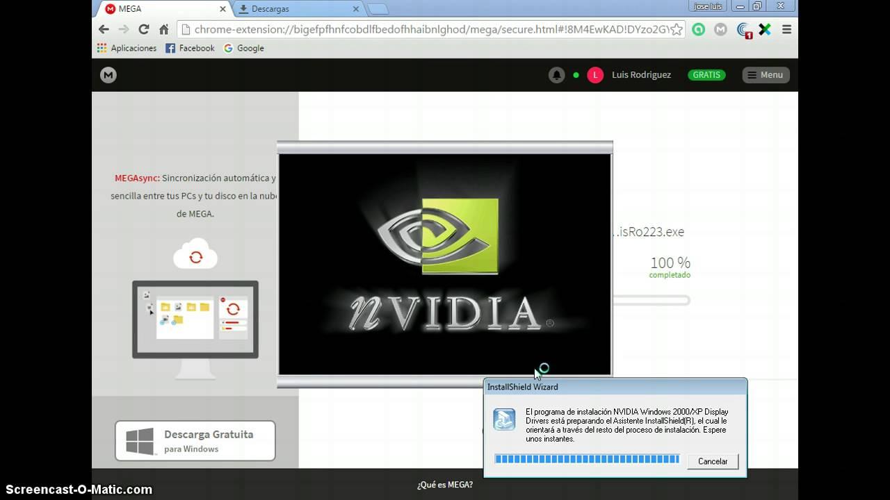 Nvidia geforce4 mx drivers windows 7.
