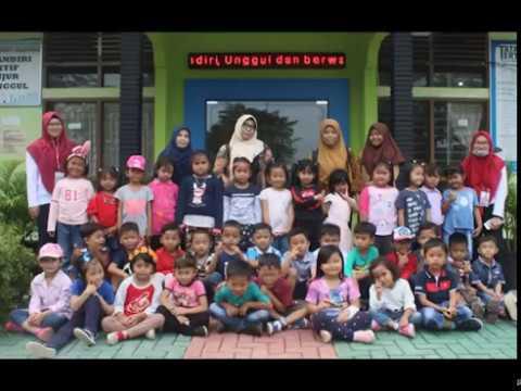 Kunjungan TK Kemala Bhayangkari 3 ke SMKN 1 Banjarbaru
