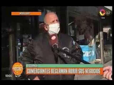 Canal 13 - Entrevista al pte. de la Cámara de Perfumerías de  Argentina y mención a FECOBA