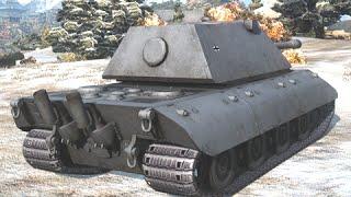 World of Tanks E-100 - 10 Kills - 9.1K Damage