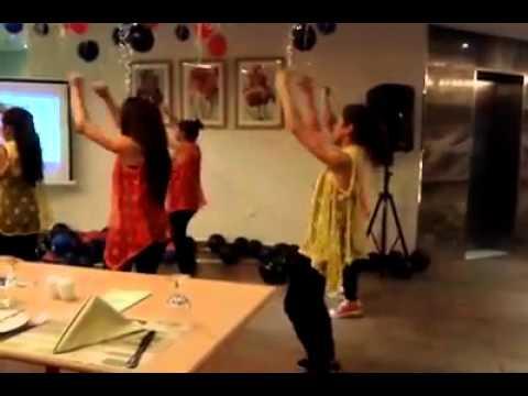 AL Nahyan Dance 2014♥♥