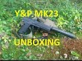 Unboxing of Y&P Mk23 and other stuff from airsplat