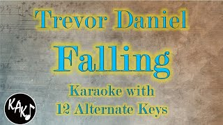 Trevor daniel - falling karaoke instrumental lower higher female key individual stems link on the description below join my patreon, with only us $ 2 per mon...