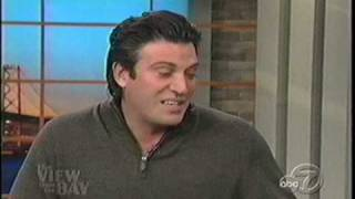 North Bay Celebrity Stylist Joe Hamer On The View From The Bay TV Show ABC CH 7