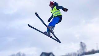 Skoki Narciarskie w Podwilku 2020 ! Konkurs Drużynowy skoków narciarskich na normalnej skoczni K-15