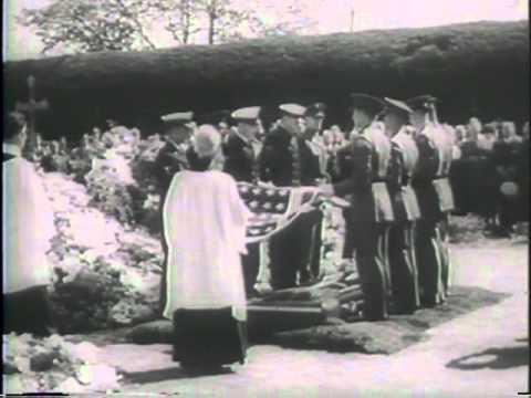 Funeral Of President Roosevelt (1945)