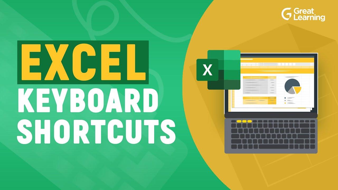 Excel Keyboard Shortcuts |Excel Tutorial for Beginners in 2021 | Excel Tips & Tricks