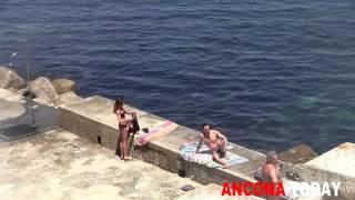 Ancona in un minuto
