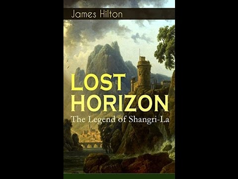 Book Review  - Lost Horizon by James Hilton