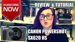 Canon Powershot SX620 HS | Review & Tutorial!