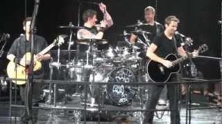Nickelback Rockstar Live Montreal 2012 HD 1080P