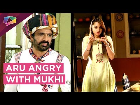 Aaru Gets Angry With Mukhi | Yeh Moh Moh Ke Dhaagey | Sony Tv