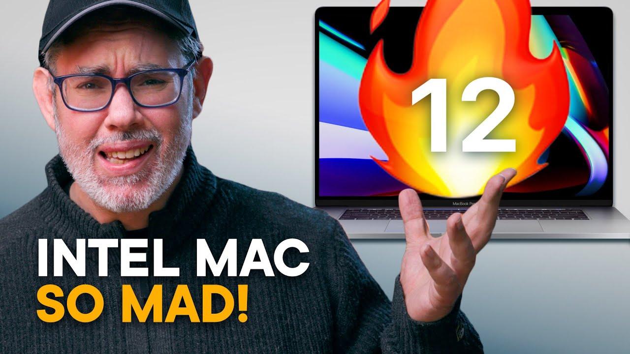 Is Apple Leaving Intel Macs Behind?