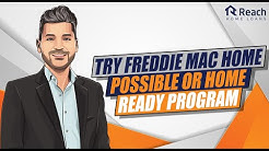 Try Freddie Mac Home Possible or Home Ready Program (Lower Interest Rates)
