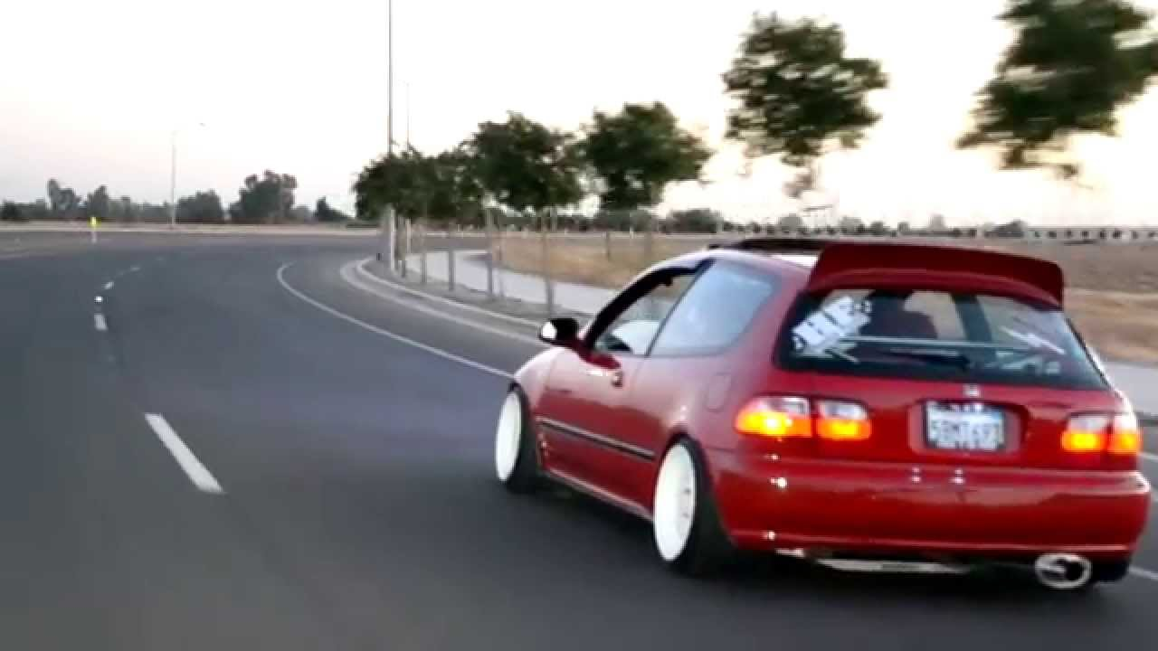 Honda civic si 92