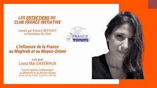 Les Entretiens du CFI : Laura Mai GAVERIAUX, grand reporter, sur l'influence de la France au Maghreb